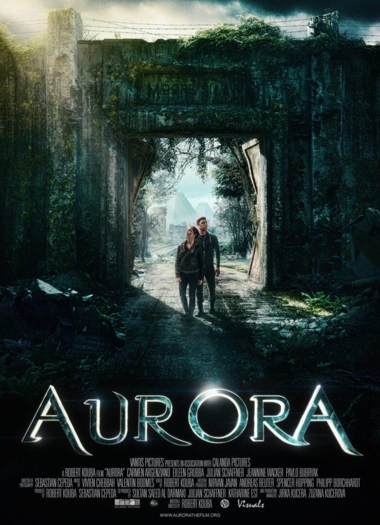 Making-Of Aurora(2015) Filmplakat Shooting