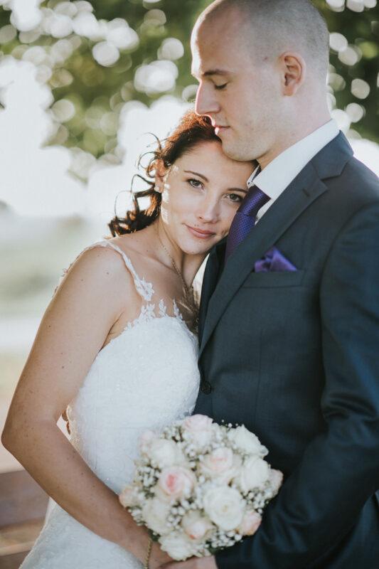 Hochzeit Braut und Brautpaar